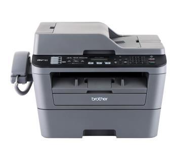 兄弟 MFC-7480D 激光  黑白 多功能一体机 打印/复印/扫描/传真 可自动双面打印