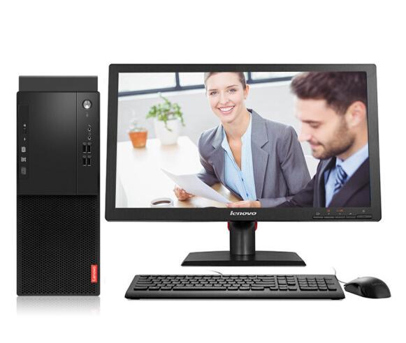 联想 启天M410-B068 I3-6100/B250/4G/500G/集成显卡/DVDrw/下一个工作日对全部部件进行原厂三年免费上门保修/含23.8寸显示器