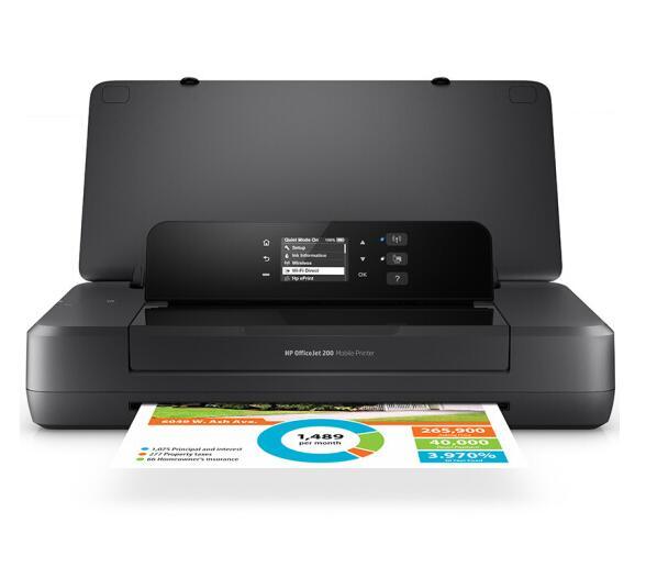 惠普(HP) HP OfficeJet 200 便携式打印机